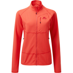 Mountain Equipment Arrow Jacket Women pop red